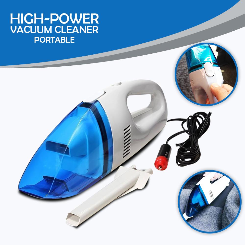 Пылесос автомобильный High-power vacuum cleaner