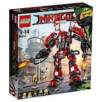 Конструктор LEGO Огненный робот Кая (70615)