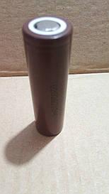 Аккумулятор LG INR18650HG2 (20A) 3000mAh (LiNiMnCo) высокотоковый (без платы защиты)