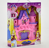 Игровой кукольный домик.Игровой детский кукольный домик.Домик для кукол.Детский игрушечный замок.