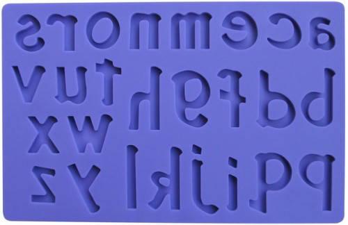 Коврик Латинские Буквы   200*125мм(шт), фото 2