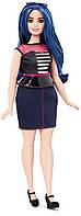 Барби Модница Милые полосы - пышная / Barbie Fashionistas Doll Sweetheart Stripes - Curvy