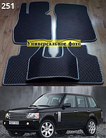 Коврики на Land Rover Range Rover Vogue '02-12. Автоковрики EVA