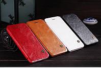 Кожаный чехол (книжка) Nillkin Qin Series для iPhone 6 / 6s (4.7 дюйма)