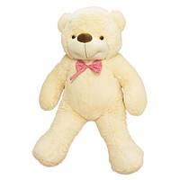 Мягкая игрушка Kronos Toys Медведь Бо 137 см Бежевый (zol_564-3)