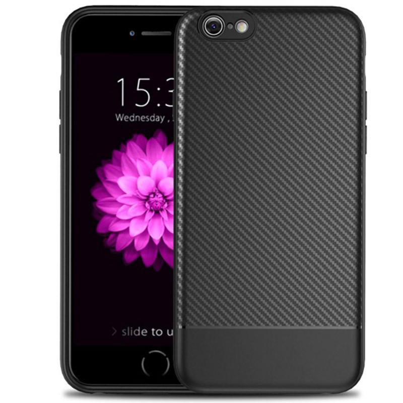 TPU чехол iPaky Musy Series для iPhone 7 Plus / 8 Plus (Черный)