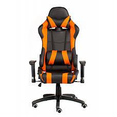 Кресло геймерское Special4You ExtremeRace black/orange (Е4749), фото 2