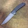 Нож FURA-GEAR Outdoor Survival, Black