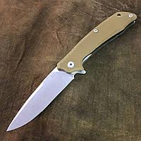 Нож FURA-GEAR Outdoor Survival, Coffee, фото 1