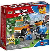 Конструктор LEGO Juniors Грузовик технической помощи 73 детали (10750)