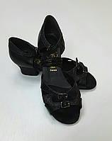 Танцевальные туфли для девочек, кожаные (кожаные)