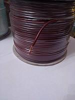 Провод монтажный ПВ3 2,5кв.мм. (CCA),длина 100м,цвет коричневый