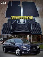 Коврики на Lexus GS '12-н.в. Автоковрики EVA