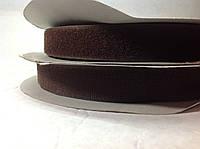 Ширина 2,5 см, цвет коричневый