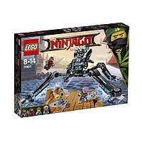 Конструктор LEGO Водяной Робот (70611)