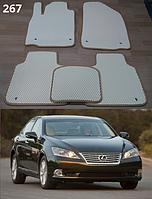 Коврики на Lexus ES 350 '06-12. Автоковрики EVA