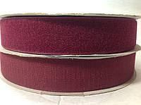 Ширина 3 см, цвет бордовый