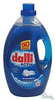 Гель для стирки для белого белья Dalli Activ 3.65л 50 ст