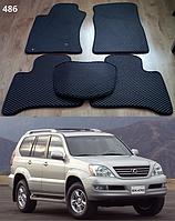 Килимки ЄВА в салон Lexus GX 470 '02-09