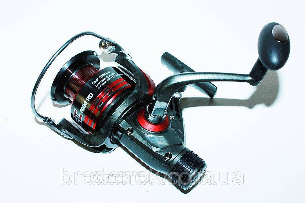 Катушка Bratfishing Shar Pei rd 5000 3+1 bb