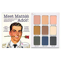 Палитра матовых теней Meet Matt(e) Ador. The Balm