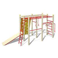 Детский гимнастический комплекс Рукоход InterAtletika
