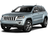 Автоковрики в салон Jeep Grand Cherokee WL 2013- Avto-Gumm, фото 4