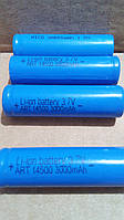 Батарейка BATTERY 18650B (реальная емкость 3000mah), аккумулятор Li-Ion Bailong
