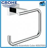 Держатель бумаги Grohe Essentials Cube 40507001