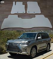 Килимки ЄВА в салон Lexus LX 570 '12-