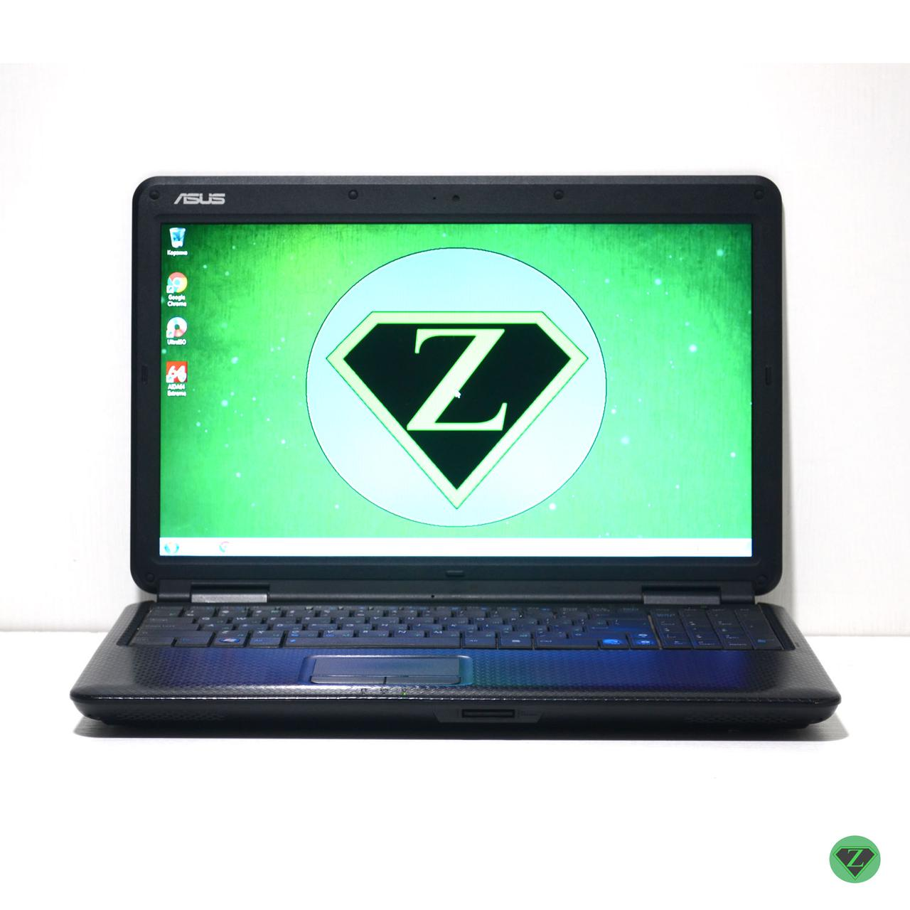 "Ноутбук Asus K50C 15,6"" Intel/4 Озу /160 HDD Батарея 1 ч"