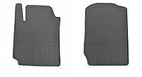 Коврики в салон резиновые передние для Suzuki Grand Vitara 2005- Stingray (2шт)