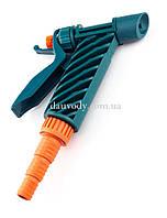 Пистолет для полива с курком для поливочного шланга 1/2,5/8,3/4 SLD, фото 1