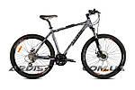 """Горный велосипед ARDIS AURUM MTB 26"""" 21""""  Серый"""