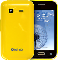 "Китайский смартфон Samsung Galaxy Note 2 (N600), Android 4.1.1, дисплей 3.5"", Wi-Fi, 2 SIM."