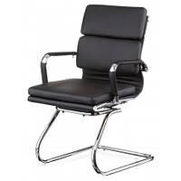 Кресло конференционное Special4You Solano 3 conference black (Е4824)