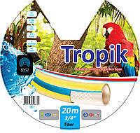 3/4  шланг Tropik Evci Plastik бухта 50 метров