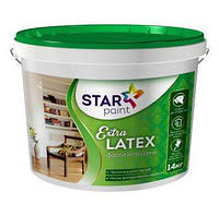 Краска STAR Paint интерьераная Extra LATEX 1,4 кг