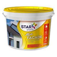Краска STAR Paint фасадная Multi FACADE 1,4 кг