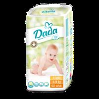 Подгузники Dada софт 3 (4-9 кг) - 60 шт.