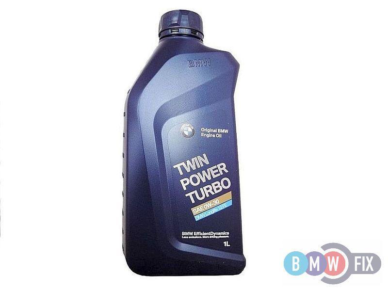 Масло моторное BMW 0W-30 TwinPower Turbo Longlife-12 FE
