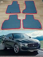 Коврики на Maserati Levante 16-н.в. Автоковрики EVA