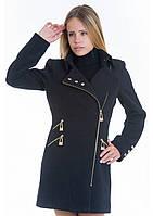 Пальто женское №7 (чёрный)
