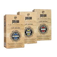 Подарочный набор молотого кофе Jurado