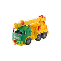 """Машина """"Акрос"""" кран арт. 0572, детская машинка, грузовик, игрушка для мальчиков"""