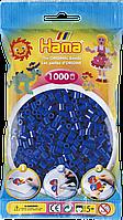 Термомозаика Hama Набор синих бусин 1000 шт midi (207-08), фото 1