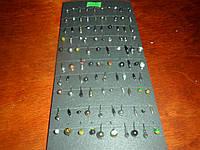 Вольфрамовая мормышка salmo набор 100 штук