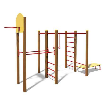 """Детский гимнастический комплекс """"Спорт"""" , фото 2"""