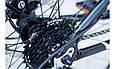 """Горный велосипед KINETIC CRYSTAL 29"""" 20""""  Черный/Голубой, фото 6"""