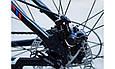 """Горный велосипед KINETIC CRYSTAL 29"""" 20""""  Черный/Голубой, фото 9"""
